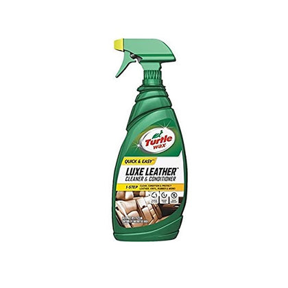 Turtle Leather Cleaner & Conditioner - 16 oz.