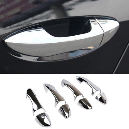 Toyota Corolla Chrome Handle Cover Model - 2015