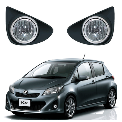Toyota Vitz DLAA Fog Lamps (Model 2015-2016)