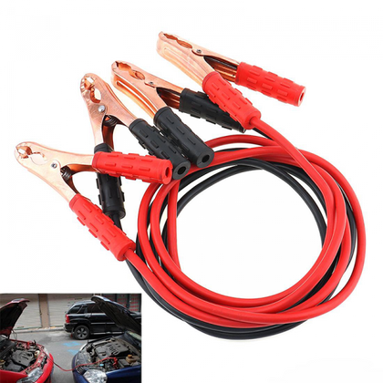 Car 500 AMP Copper Wire Booster Cable for All Cars