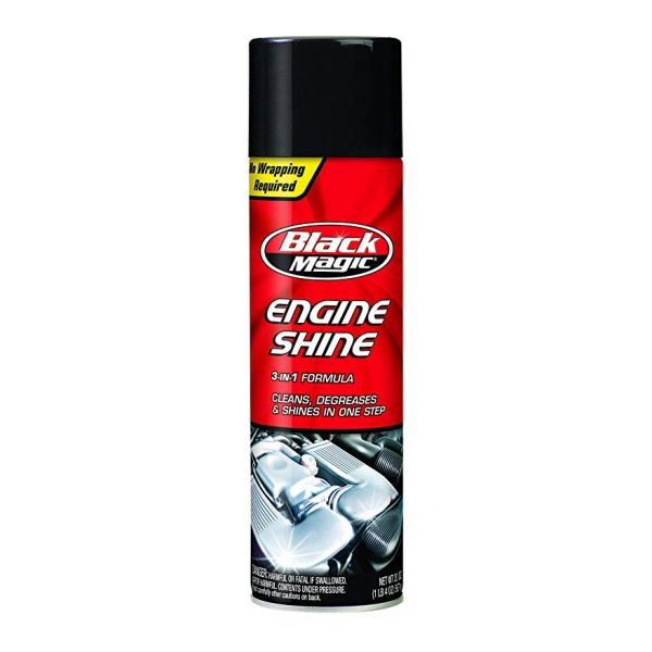 Black Magic Engine Shine, 20 oz.