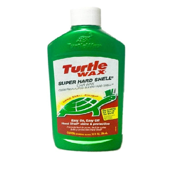 TURTLE WAX SUPER HARD SHELL LIQUID WAX