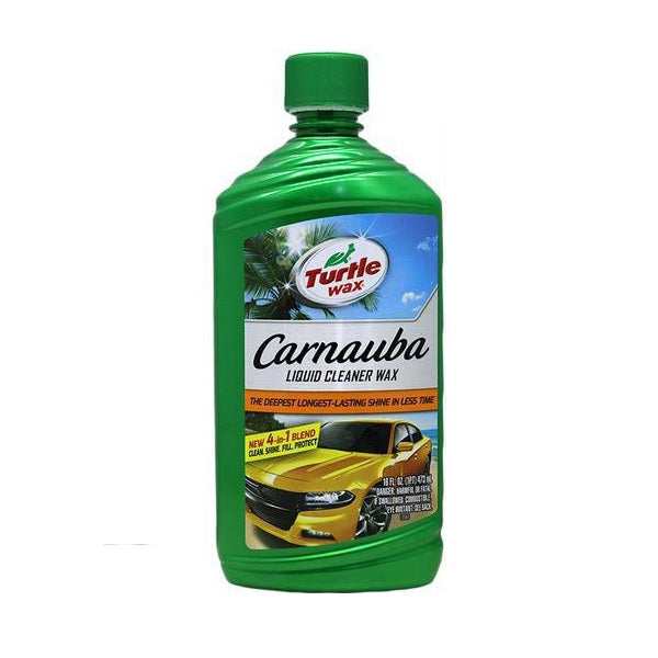 Turtle Carnauba Liquid Cleaner Wax