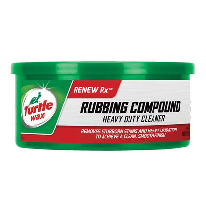Turtle Rubbing Compound & Heavy Duty Cleaner (Renew Rx)