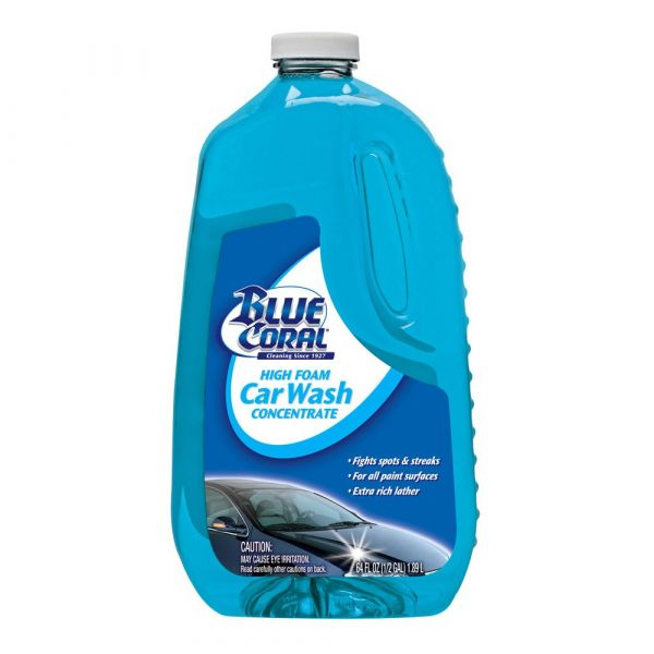 Blue Coral Car Wash 1.89L