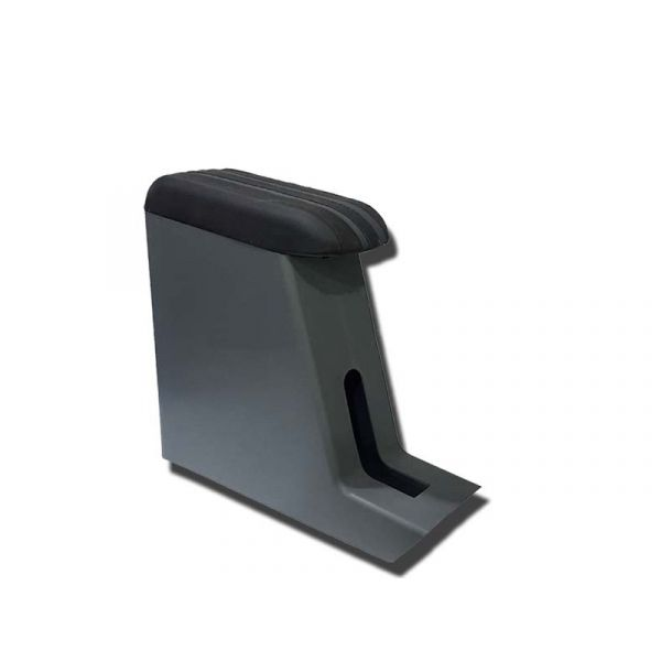 Plastic Armrest With Leather