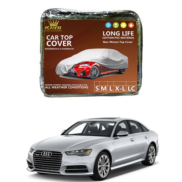 Audi A6 King Car Top Cover - Model 2011-2018