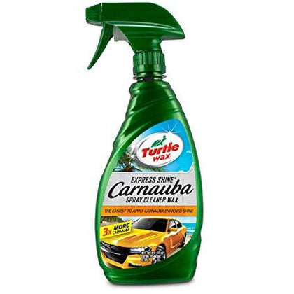 Turtle Wax Carnauba Express Shine (16oz./473ml)