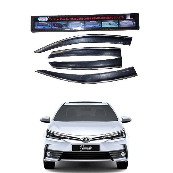 Toyota Corolla TXR Air Press with Chrome - Model 2020-2021
