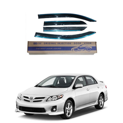 Toyota Corolla ( Mugen Style ) Air Press with Chrome - 2008-2014