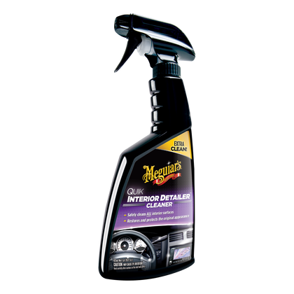 MEGUIARS QUIK DETAILOR INTERIOR 473 ML