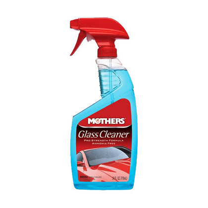 Mothers Glass Cleaner - 24 oz