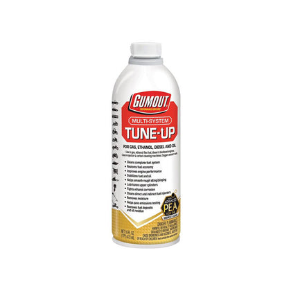 Gumout Muti System Tune Up - 473ML - 16 Oz