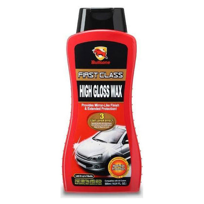 Bullsone High Gloss Wax 550ML