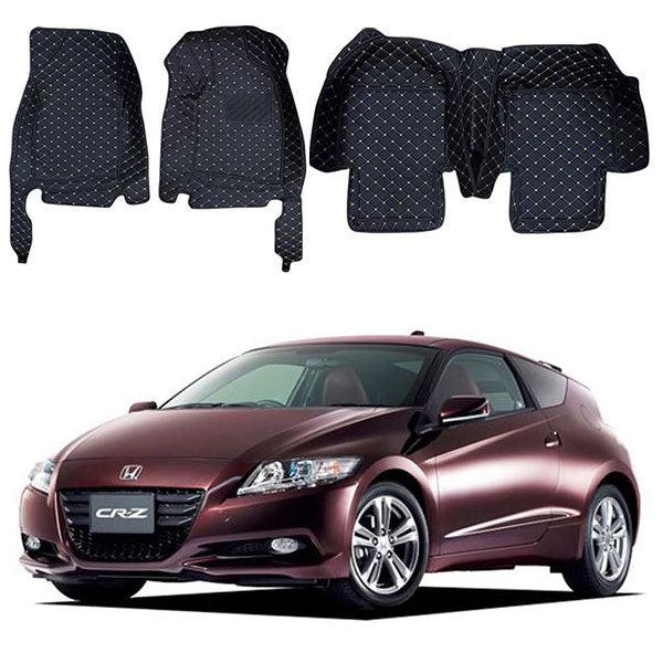 Honda CRZ 7D Floor Mats - Model 2010-2018