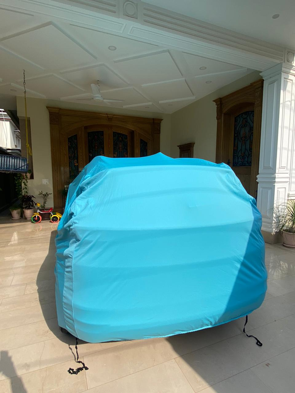 Daihatsu Move Model 2011 Microfiber Car Top Cover