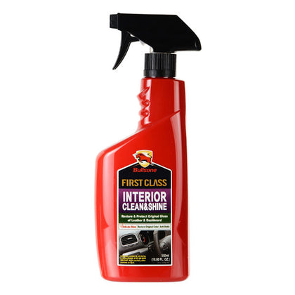 Bullsone Interior Clean and Shine 550ML
