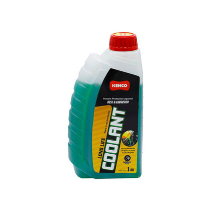 Kenco Rust & Corrosion Long Life Pre-Diluted Coolant - 1Ltr