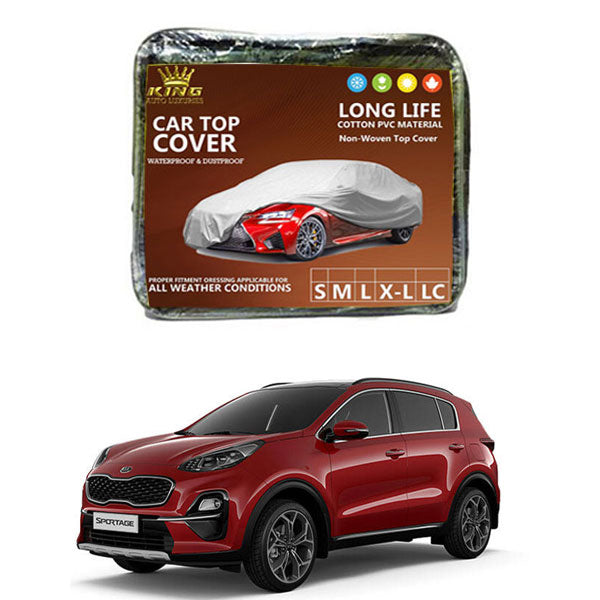 Kia Sportage King Car Top Cover - Model 2019-2020