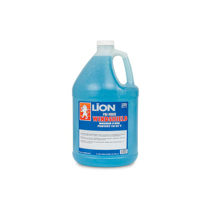 Lion Windshield Washer - 1 Gallon