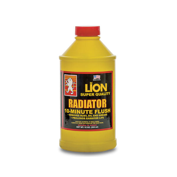 Lion Radiator 10-Minut Flush - 354ML - 12 Oz