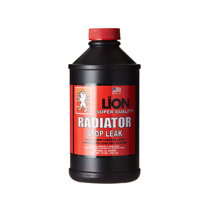 Lion Radiator Stop Leak - 354ML - 12 Oz