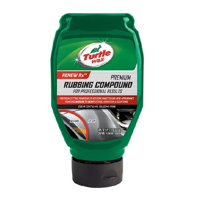 Turtle Wax Rubbing Compound