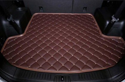 Honda Fit 7D Custom Car Trunk Mat - Model 2007-2013