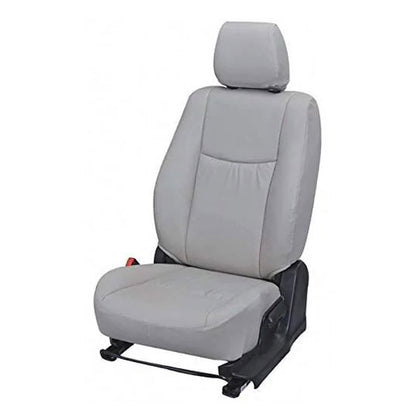 Honda CR-V Seat Cover Black with White Stitch Model 2020-2021