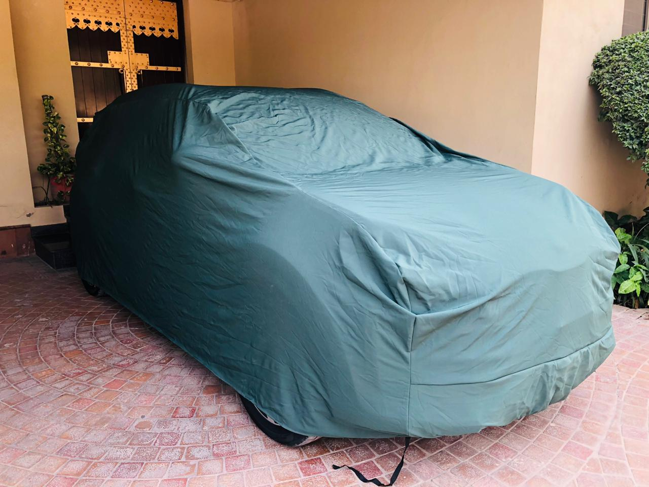 Daihatsu Cuore Microfiber Car Top Cover - Model 2000-2012