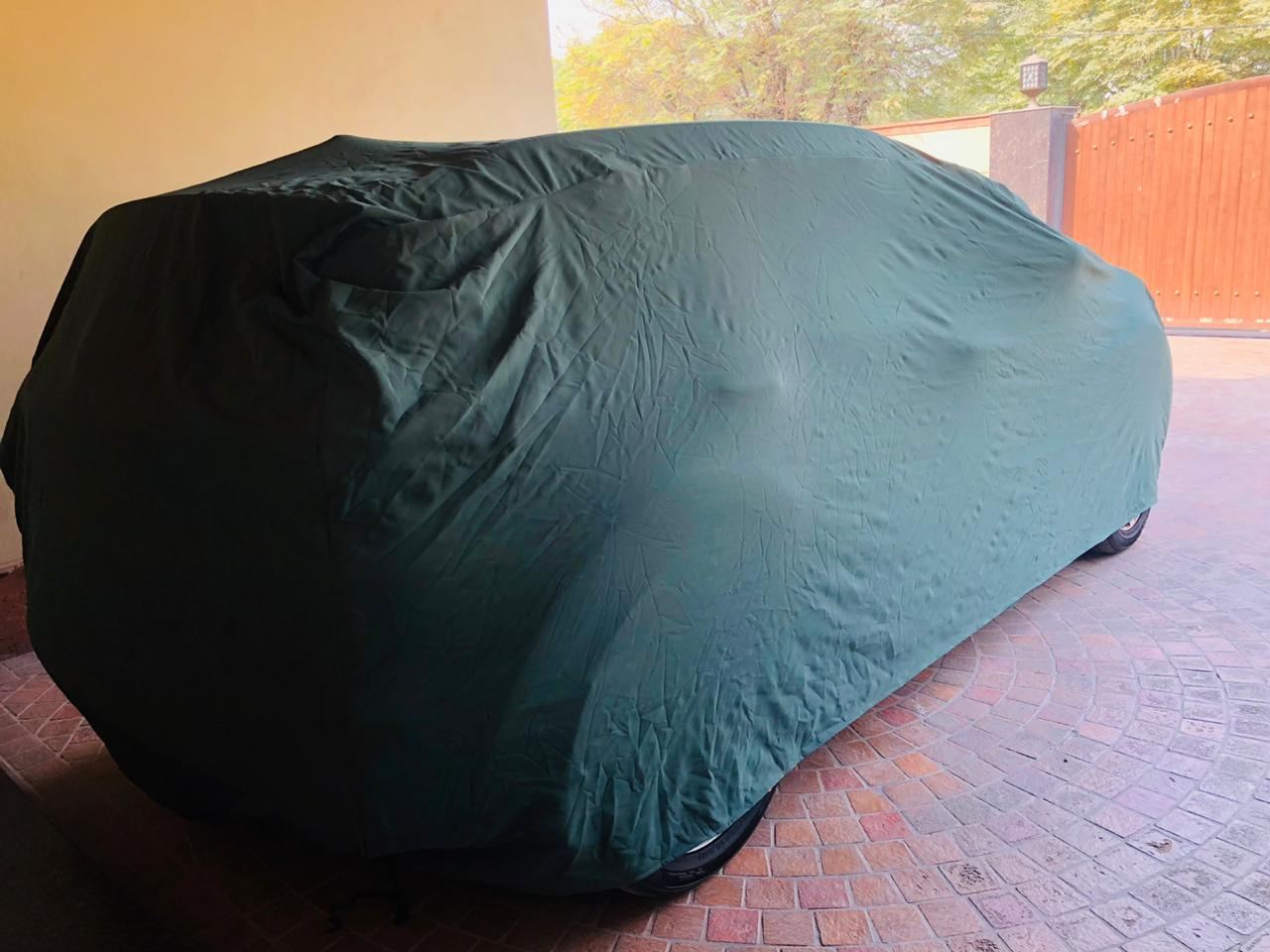 Toyota IST Model 2007-2017 Microfiber Car Top Cover