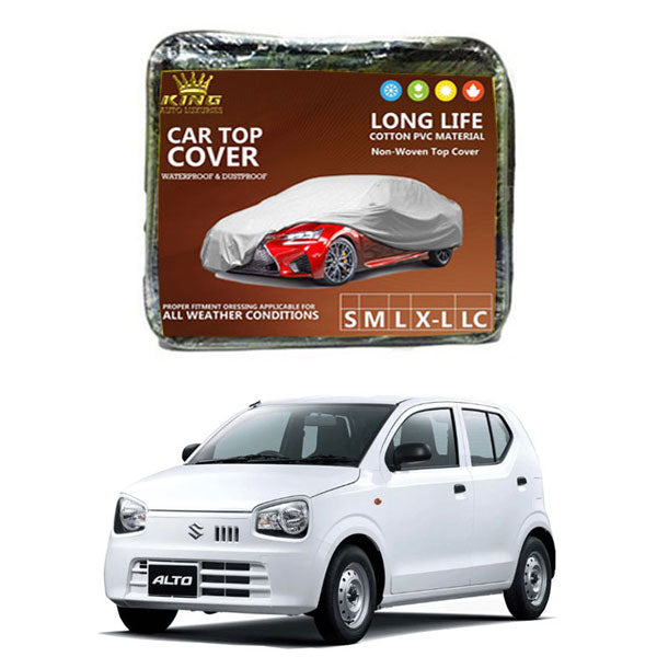 Suzuki Alto King Car Top Cover - Model 2019
