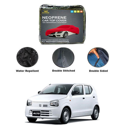 Suzuki Alto Kings Neoprene Top Cover - Model 2019
