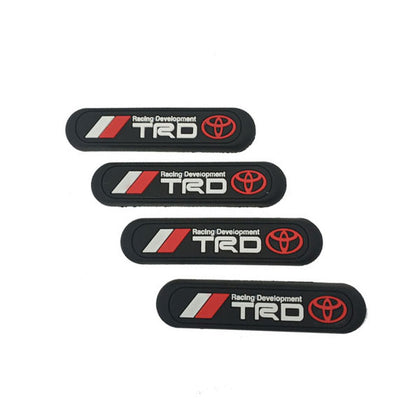 TRD Rubber Door Guard 4 Pcs