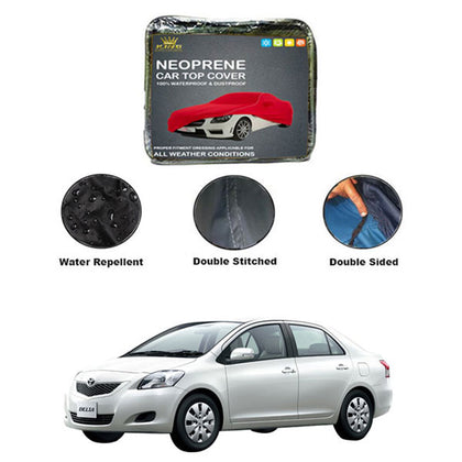 Toyota Belta Kings Neoprene Top Cover - Model 2005-2012