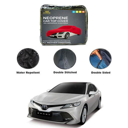 Toyota Camry Kings Neoprene Top Cover - Model 2011-2018