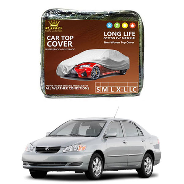 Toyota Corolla King Car Top Cover - Model 2005-2008