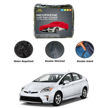Toyota Prius Kings Neoprene Top Cover - Model 2009-2015