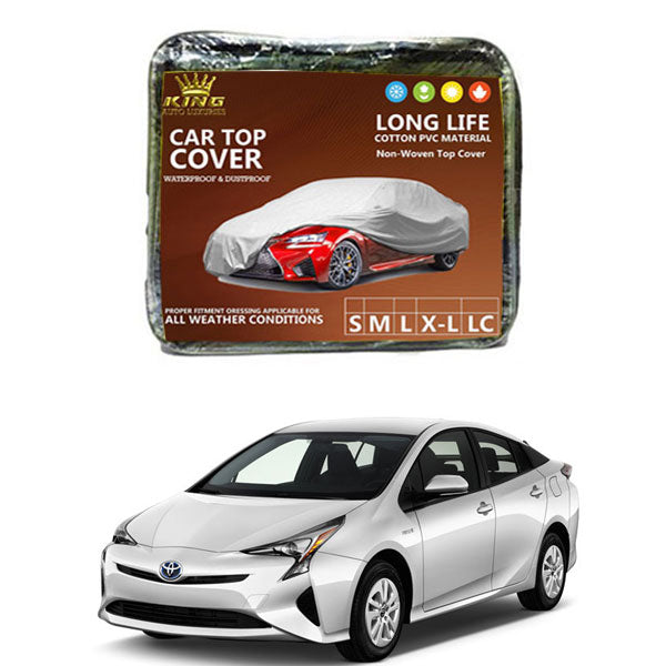 Toyota Prius King Car Top Cover - Model 2016-2018