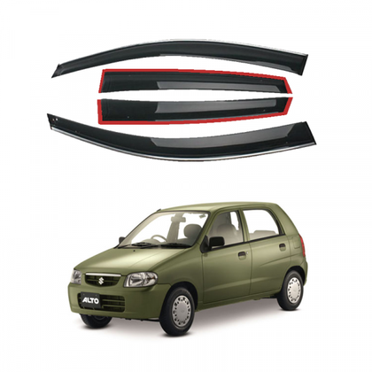Suzuki Alto 1000cc Air Press 4 Pcs with 3M Adhesive Tape