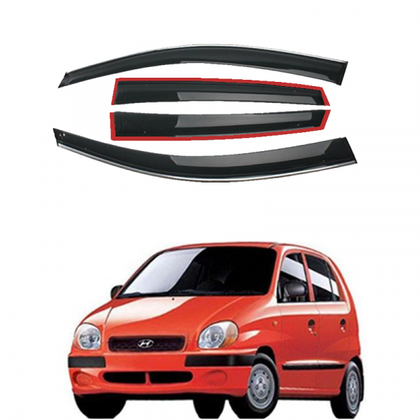 Hyundai Santro Air Press With 3M Adhesive Tape 4Pcs