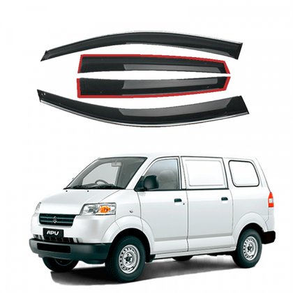 Suzuki APV Air Press 4 Pcs With 3M Adhesive Tape