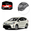 Toyota Prius Alpha Model 2013-2019 Parachute Car Top Cover