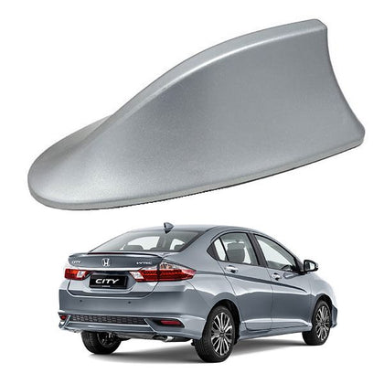 Honda City Ducktail Fin Antenna Silver