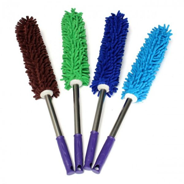 Kenco Microfiber Brush With Long Stick