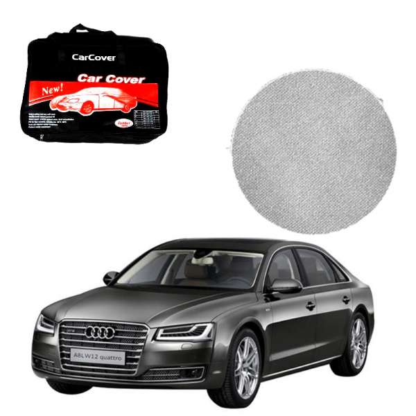 Audi A8 Model 2009-2017 Microfiber Car Top Cover