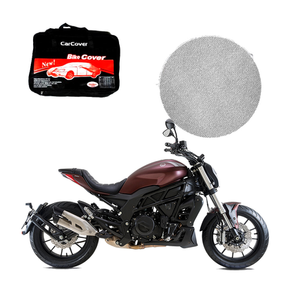 Benelli - 502C Heavy Bike Microfiber Top Cover
