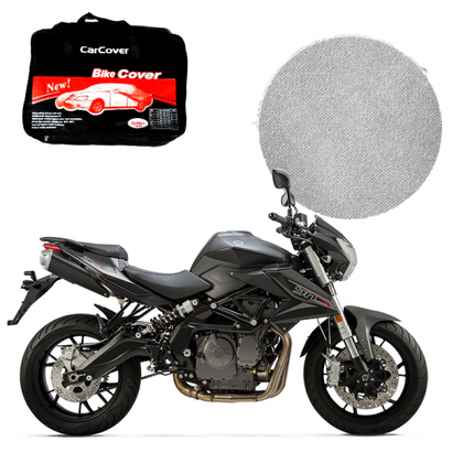 Benelli Bn600 Heavy Bike Microfiber Top Cover
