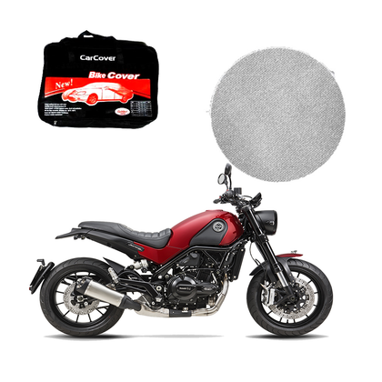 Benelli Leoncino Heavy Bike Microfiber Top Cover
