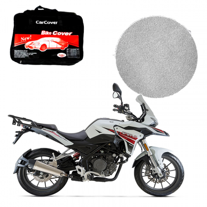 Benelli trk501 Heavy Bike Microfiber Top Cover